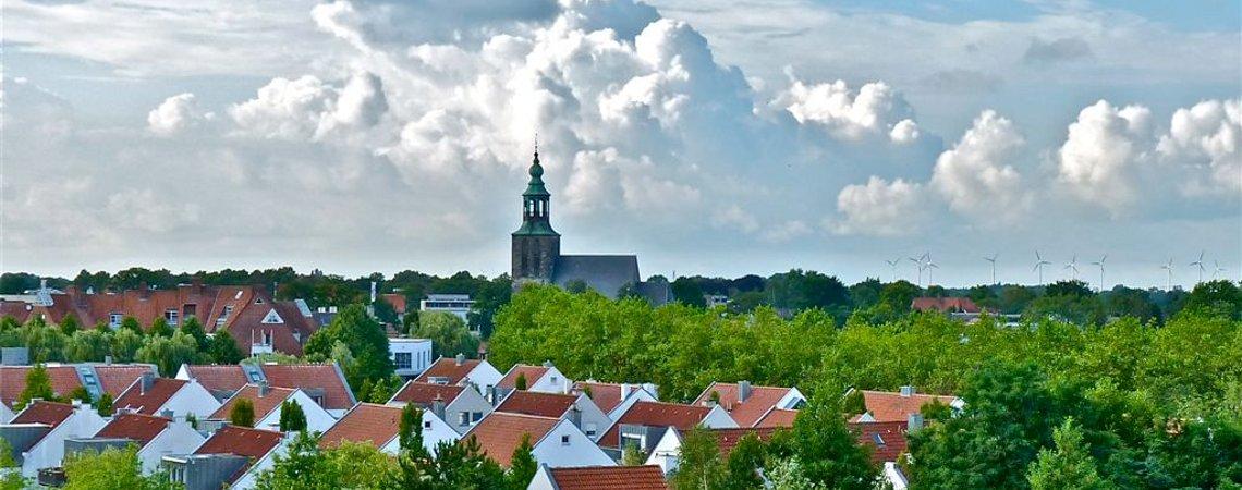 Nordhorn's Alte Kirchen
