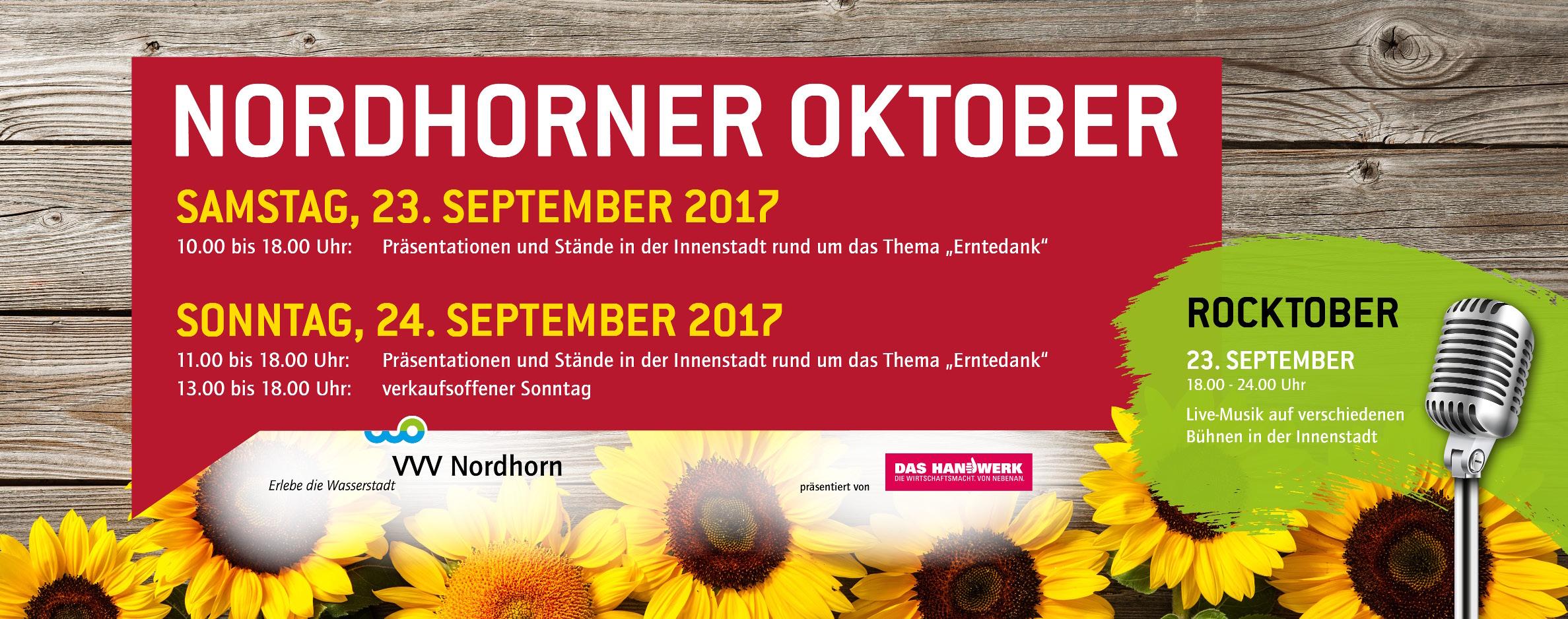 Nordhorner Oktober 2017