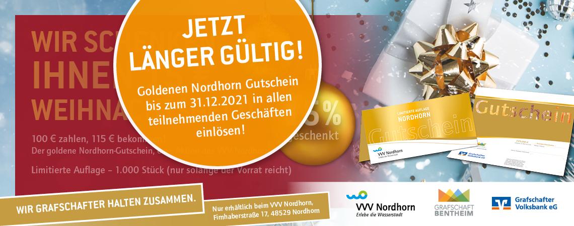 Nordhorn Gutschein 2021
