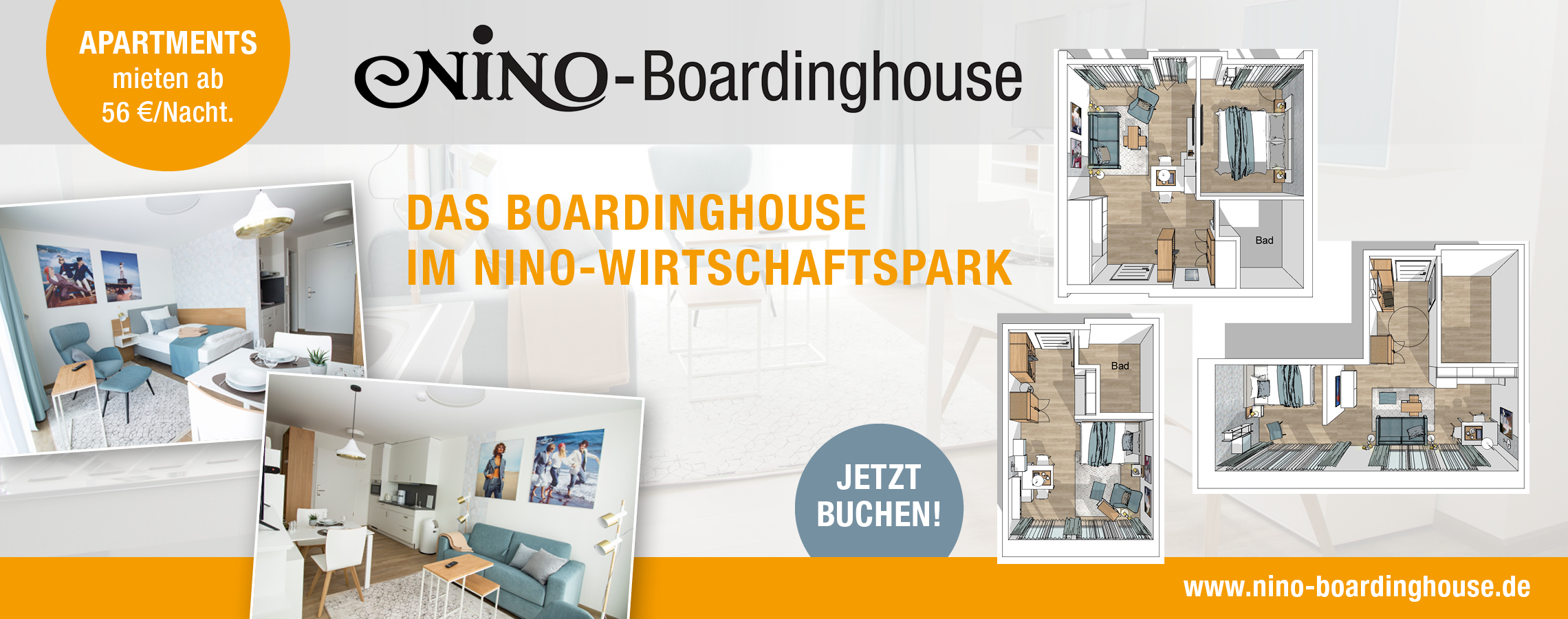 Nino Boardinghouse 2021