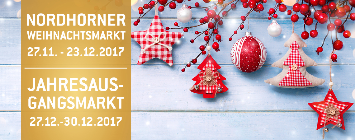 Weihnachtsmarkt Nordhorn 2017