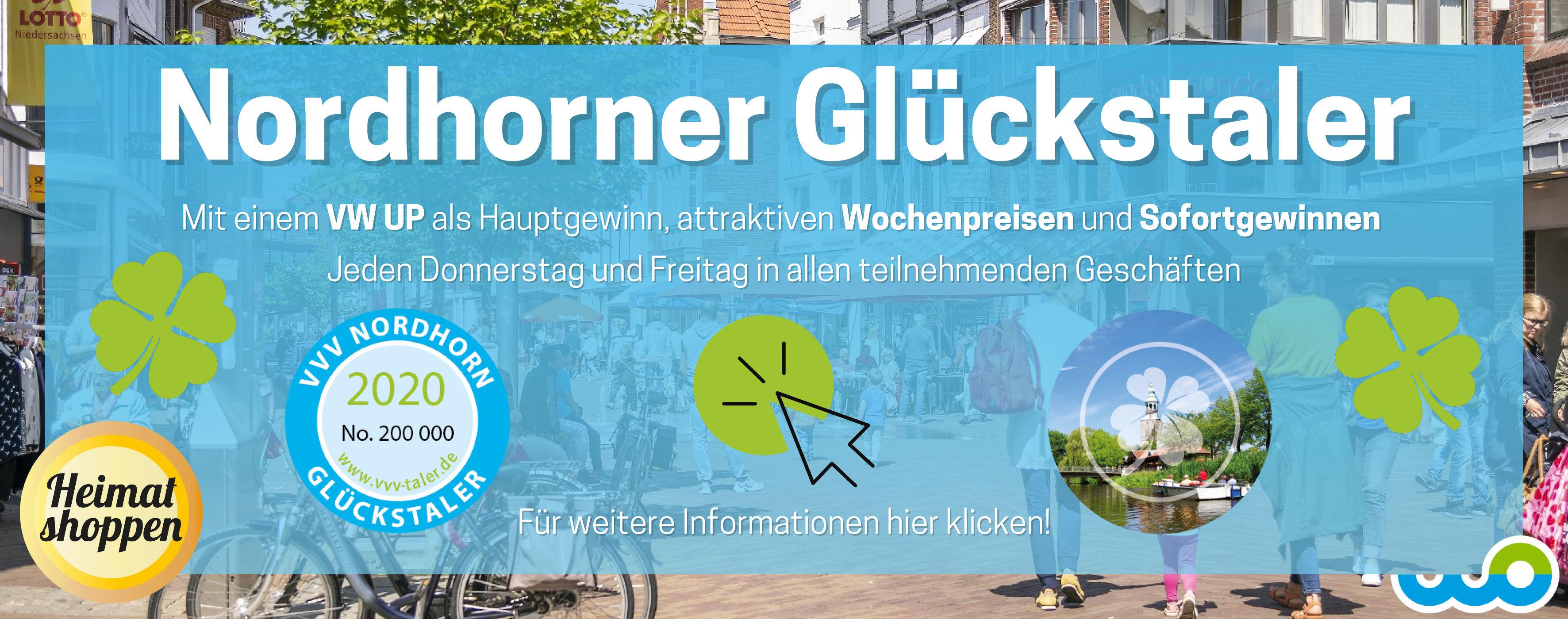 Nordhorner Glückstaler 2020