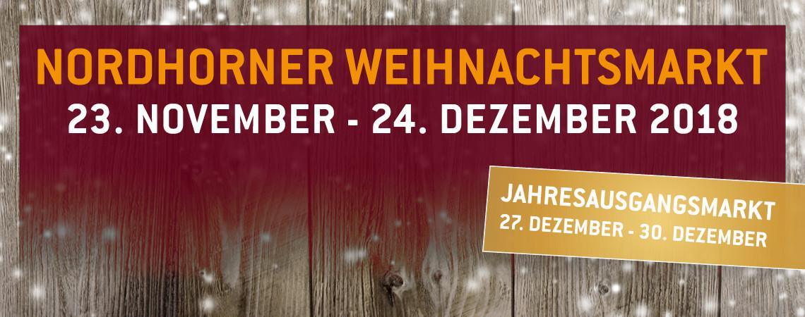 Weihnachtsmarkt 2018 Nordhorn