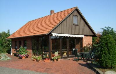 Ferienhaus Aschermann Außenansicht