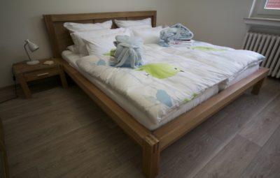 Ferienwohnung Luftikus I Schlafzimmer