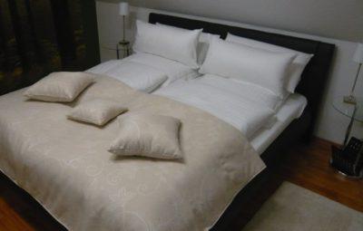 Ferienwohnung Neuenhaus Schlafzimmer