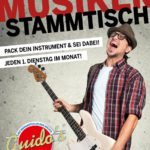 Guidos Musikerstammtisch