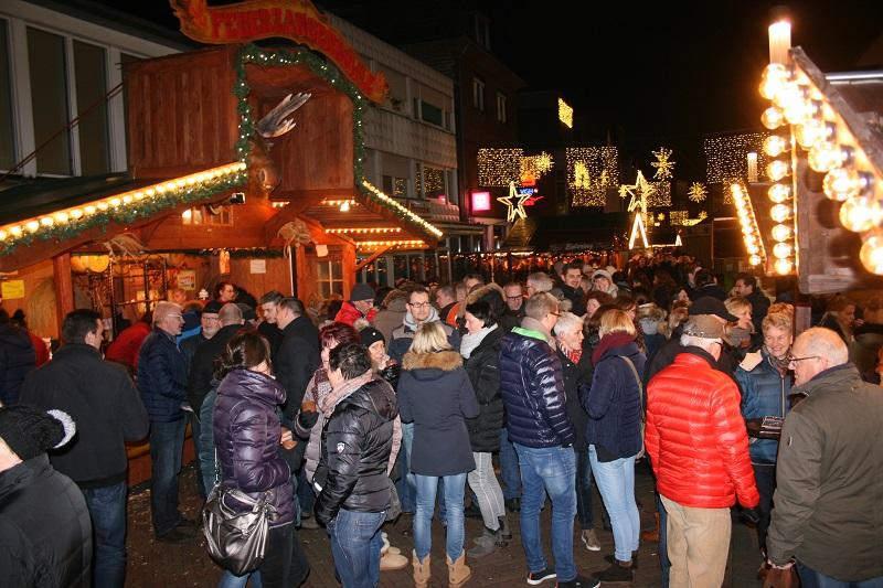 Weihnachtsmarkt Bad Bentheim.After Work Weihnachtsmarkt In Nordhorn Findet Statt Vvv Nordhorn E V